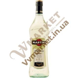 Вино Мартини Бьянко (Martini Bianco), белое, 15% 1.0л, Италия с доставкой вся Украина