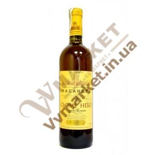 Вино Массандра Седьмое небо Голицина, красное, крепленое, десертное, 0,75л с доставкой вся Украина