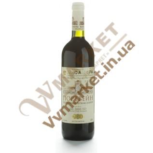 Вино Масcандра Портвейн Крымский 0,75л с доставкой вся Украина