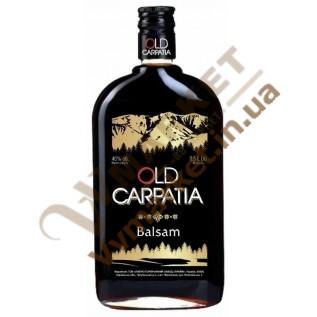 Бальзам Old Carpatia оригінальний 0.5л с доставкой вся Украина