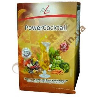 Коктейль для взрослых (FitLine PowerCocktail) в порционных пакетиках, 30шт с доставкой вся Украина