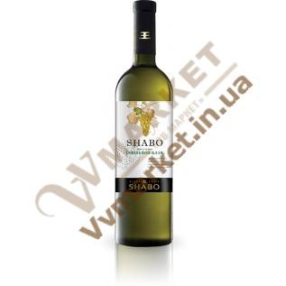Вино (ШКласіка) Совіньйон Блан біле сухе 0,75л Шабо по доступной цене с доставкой вся Украина, Киев, Николаев, Херсон, Львов, Днепропетровск