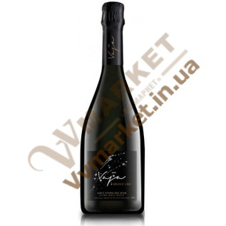 Вино игристое Shabo Vaja Grand Cru extra брют белое, 0.75л с доставкой вся Украина