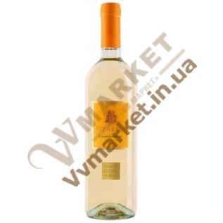 Вино Сизарини Шардоне (Sizarini Chardonnay) белое сухое 0.75л, Италия с доставкой вся Украина