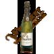 Шампанське Новий Світ брют, 0,75л